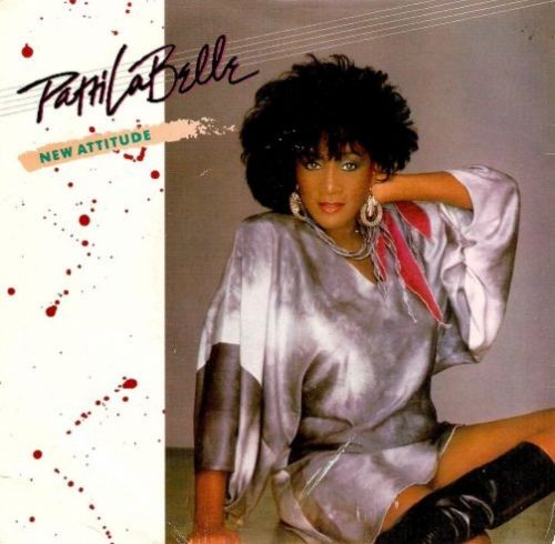 PATTI LaBELLE New Attitude Vinyl Record 7 Inch MCA 1985